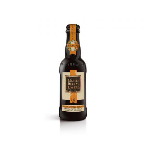 birra cotta 68 doppio malto MBU