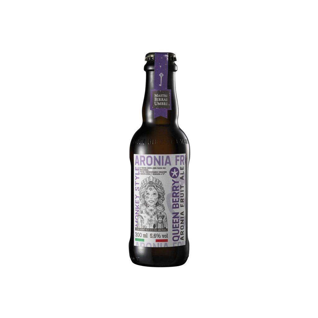 Birra Aronia Frute Ale bottiglia 300ml