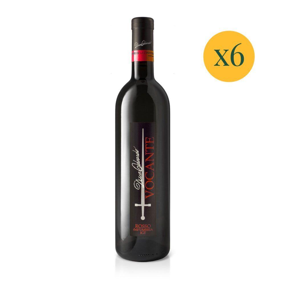 vino vocante confezione da 6