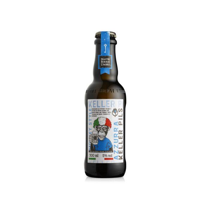 Birra artigianale azzurra keller pils