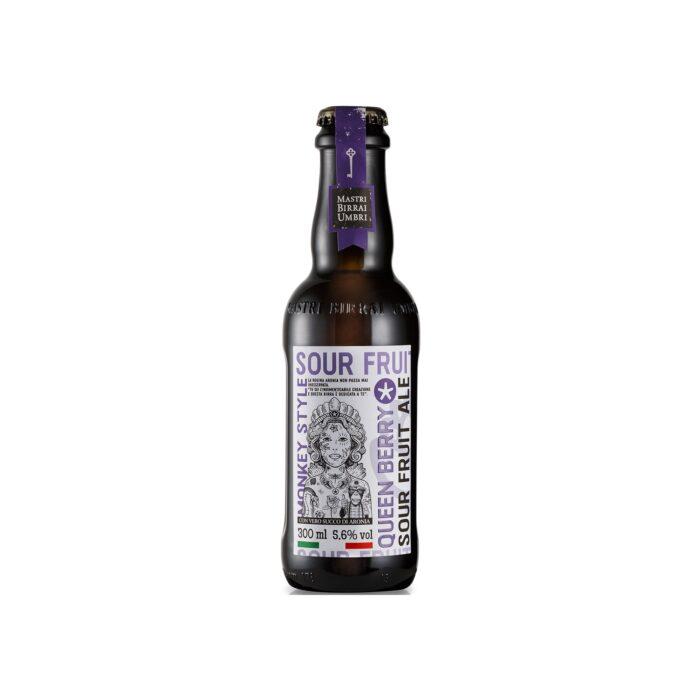 Birra Aronia Fruit Ale bottiglia 300ml