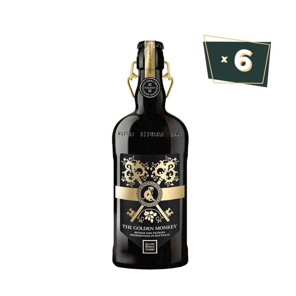 Birra Monkey Ale bottiglia 750ml