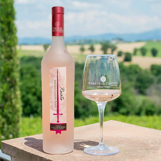 vino rosato igt umbria